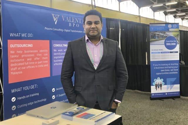 The Franchise Expo Dallas market enter Dallas 2018